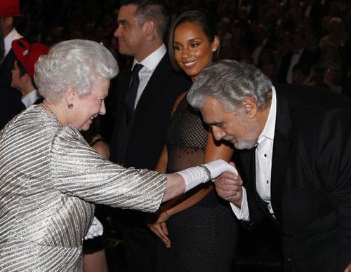 El aniversario de casados más animado de la reina Isabel y el Duque de Edimburgo