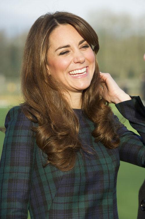 Los Duques de Cambridge anuncian que están esperando su primer hijo