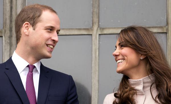 Duquesa Cambridge Embarazada Duquesa de Cambridge Está