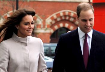 La duquesa Catherine, hospitalizada por las molestias de su embarazo
