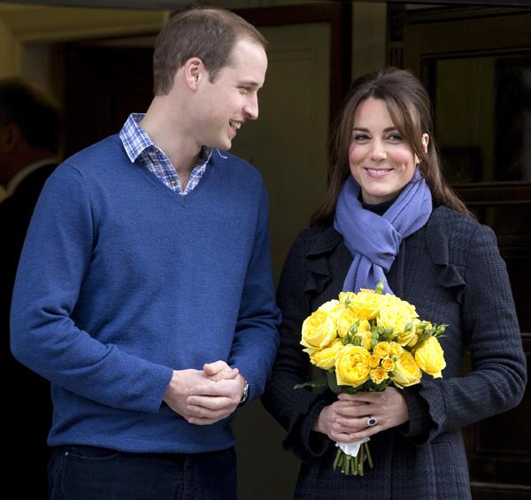 La Duquesa de Cambridge abandona el hospital junto a su marido: 'Me siento mucho mejor'