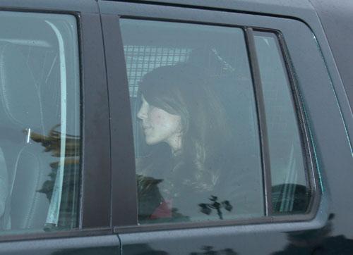 Fiesta de Navidad en Buckingham: Kate asiste muy recuperada al tradicional almuerzo familiar