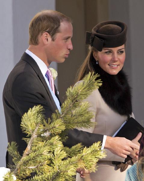 Los duques de cambridge en la boda de unos amigos en suiza - Inmobiliarias en villagarcia de arosa ...