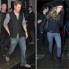 El príncipe Harry y su novia, Cressida Bonas, disfrutan de la noche londinense