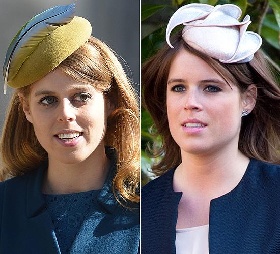 La originalidad y colorido de las damas de la Familia Real inglesa en Windsor