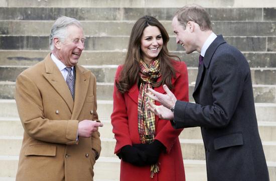 La Duquesa de Cambridge: 'Tenemos ya una lista de nombres para niño y niña'