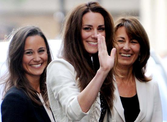 La duquesa de Cambridge se trasladará a la residencia de los Middleton tras dar a luz