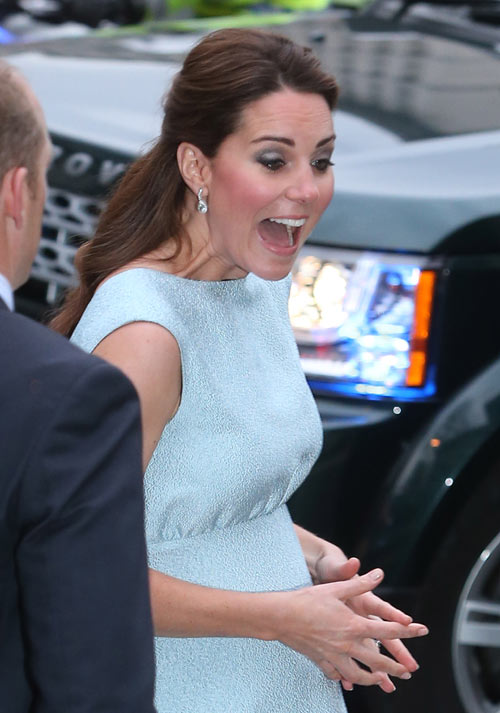 Duquesa Cambridge Embarazada de la Duquesa de Cambridge