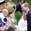 El príncipe Guillermo: 'No puedo esperar a ser papá, incluidas las largas noches sin dormir'