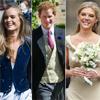 Chelsy Davy y Cressida Bonas: pasado y presente del príncipe Harry en la boda de unos amigos