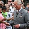 Carlos de Inglaterra: 'Estoy feliz de ser abuelo por primera vez'