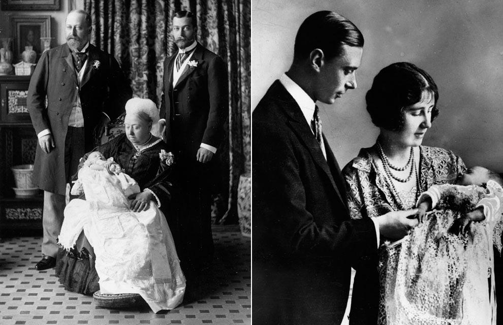 El príncipe George de Cambridge será bautizado con la réplica de un tradicional faldón con 172 años de historia