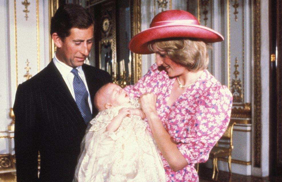 El príncipe George de Cambridge será bautizado con la réplica de un ...