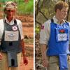 El príncipe Harry sigue los pasos de su madre, la princesa Diana, en Angola