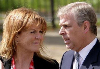 Sarah Ferguson desmiente su reconciliación con el príncipe Andrés