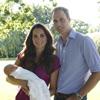 El hijo de los Duques de Cambridge será bautizado el próximo 23 de octubre