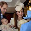 Así ha sido la ceremonia de bautismo del príncipe George de Cambridge
