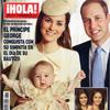 En ¡HOLA!: El príncipe George conquista con su simpatía el día de su bautizo, Isabel Preysler y Ana Boyer, confidencias de madre e hija y más..
