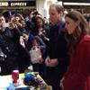 Los Duques de Cambridge revolucionan el metro de Londres