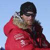 ¡Misión cumplida! El príncipe Harry corona el Polo Sur