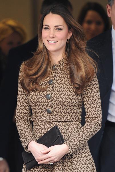 La Duquesa de Cambridge despide sus 31 años con una jornada de compras con su madre