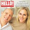 Zara Phillips y Mike Tindall presentan en Hello! a su preciosa hija, Mia