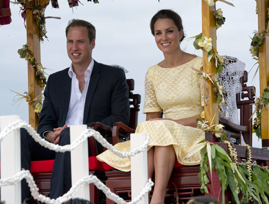Los Duques de Cambridge disfrutan de unas paradisíacas vacaciones en las Maldivas