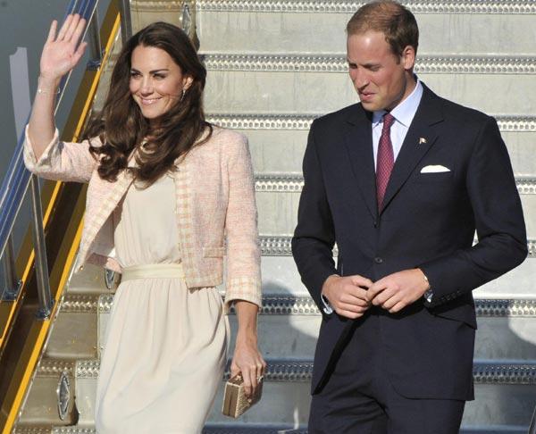 ¿Qué llevarán los Duques de Cambridge y el príncipe George en el equipaje de su próximo viaje a Australia?