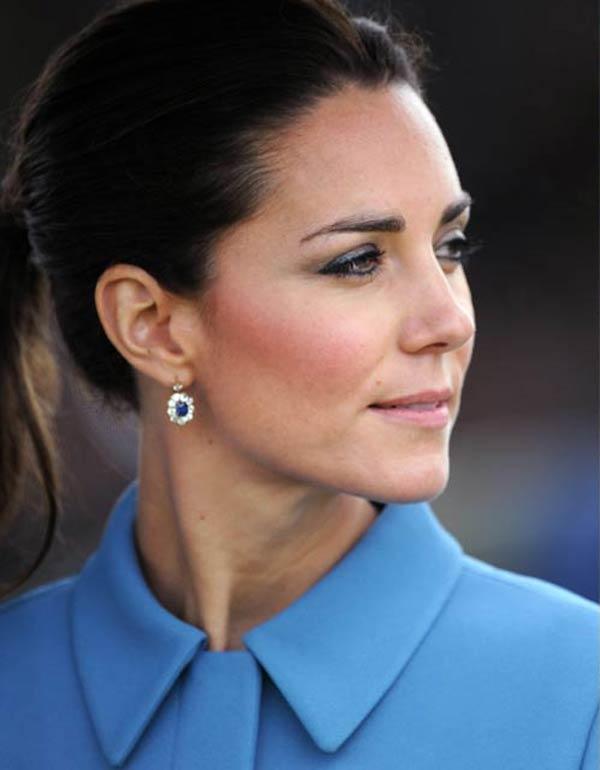La Duquesa de Cambridge se erige en princesa modelo en su tercer aniversario de boda con el príncipe Guillermo