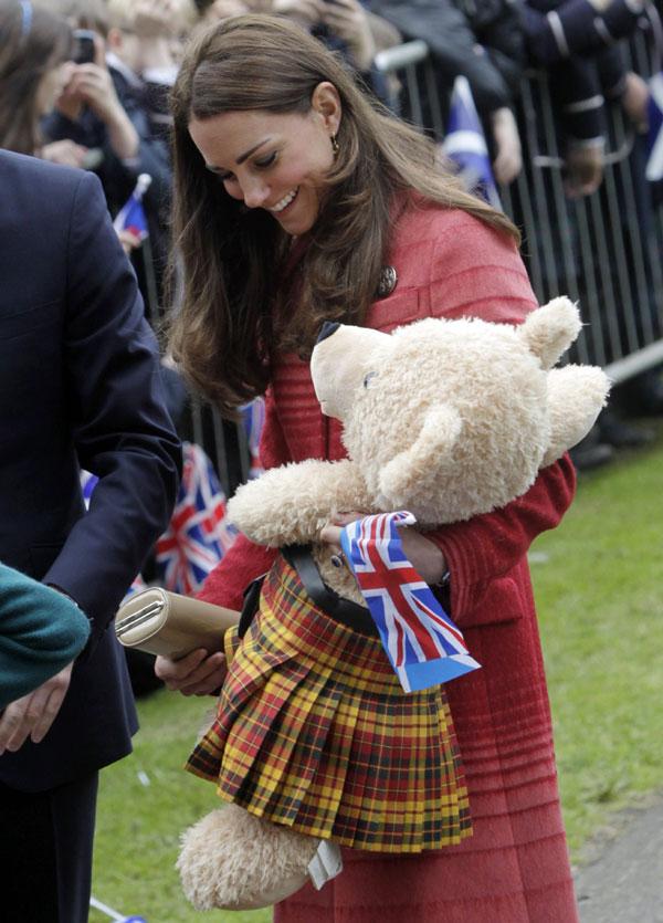 La Duquesa de Cambridge, la Princesa que todos quieren
