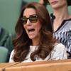Los Duques de Cambridge 'sufren' en Wimbledon