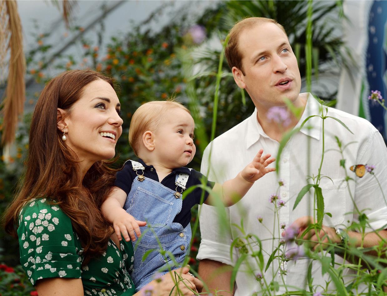 ¡Feliz cumpleaños príncipe George!