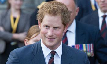 El príncipe Harry, ¿enamorado de nuevo?