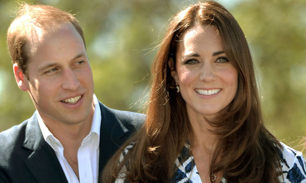 La romántica cita de los Duques de Cambridge