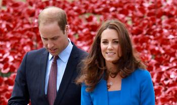 Los Duques de Cambridge esperan su segundo hijo