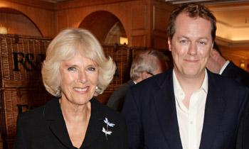 Tom Parker Bowles, hijo de Camilla: 'Sobre mi madre se han dicho muchas cosas, ahora tiene un iPad y yo le digo que no lea todo lo que se comenta'