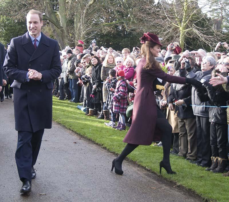HELLO! desvela cómo será la Navidad del príncipe George