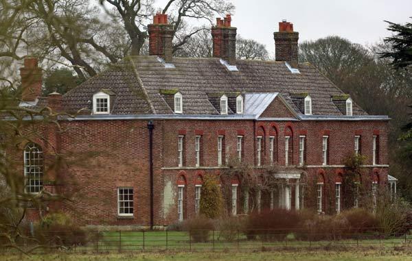 Los duques de Cambridge ya pueden mudarse a su casa de Anmer Hall, donde se han terminado las obras de reforma