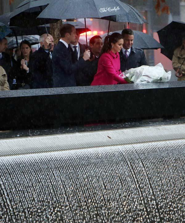 Los Duques de Cambridge suben la 'fiebre real' en Nueva York: Beyoncé, Obama y los Clinton se rinden a sus pies
