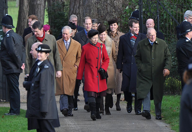 'Duquesa, ¿dónde está el príncipe George?'