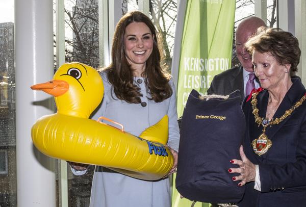 Duquesa Cambridge Embarazada la Duquesa de Cambridge 'no