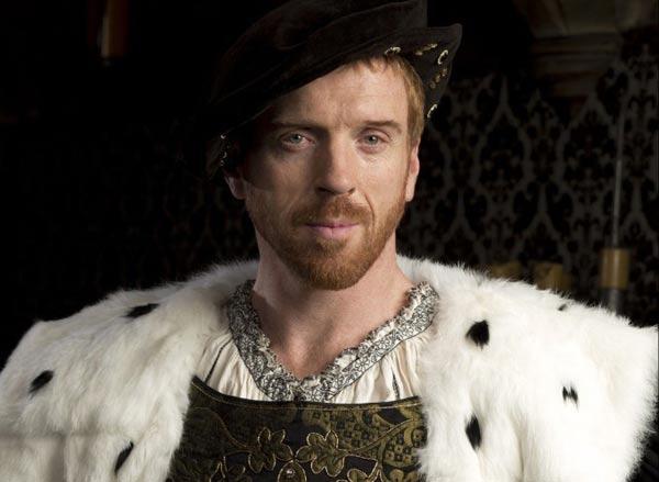 El actor Damian Lewis dice que se inspiró en los príncipes Guillermo y Harry para interpretar a Enrique VIII en una nueva serie de la 'BBC'
