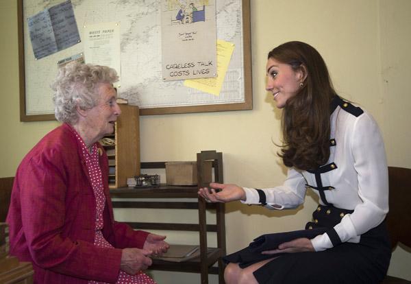La presencia invisible de la abuela de la Duquesa de Cambridge en los Oscar