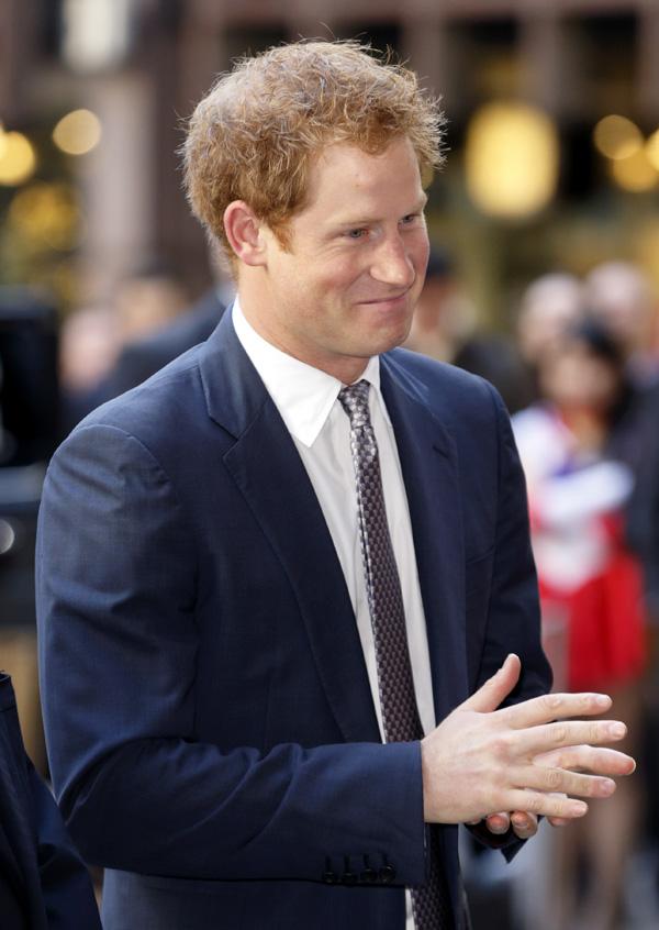 Emma Watson desmiente su supuesta relación con el príncipe Harry