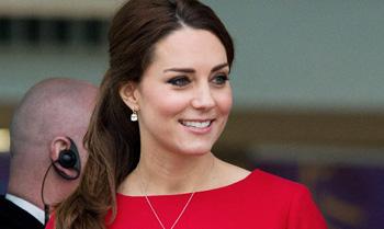La Duquesa de Cambridge, a tope en el último mes de embarazo