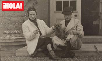 La revista ¡HOLA! desvela, en exclusiva mundial, los álbumes secretos de fotos de la historia de amor de los Duques de Windsor