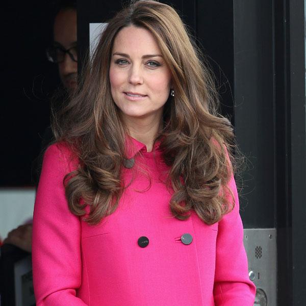 La Duquesa de Cambridge inicia su baja de maternidad