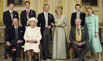 Cada vez más británicos quieren que Camilla ostente el título de Reina consorte cuando el príncipe Carlos asuma el trono