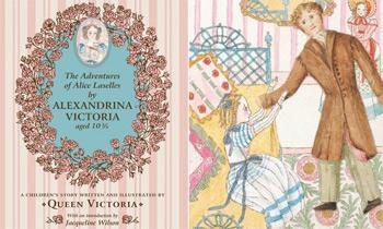 Un libro escrito por la reina Victoria de Inglaterra cuando tenía 10 años se publicará por primera vez
