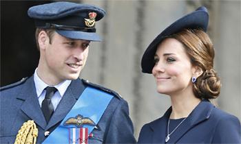 A punto de dar a luz la Duquesa de Cambridge, el príncipe Guillermo comienza su permiso de paternidad